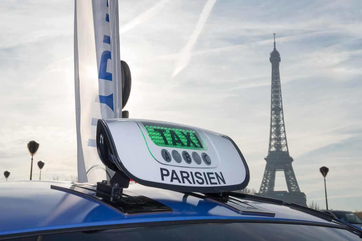 Air Liquide - Inauguration Première station hydrogène dans le centre de Paris - Agence Creativespirit - © Vincent Kriéger