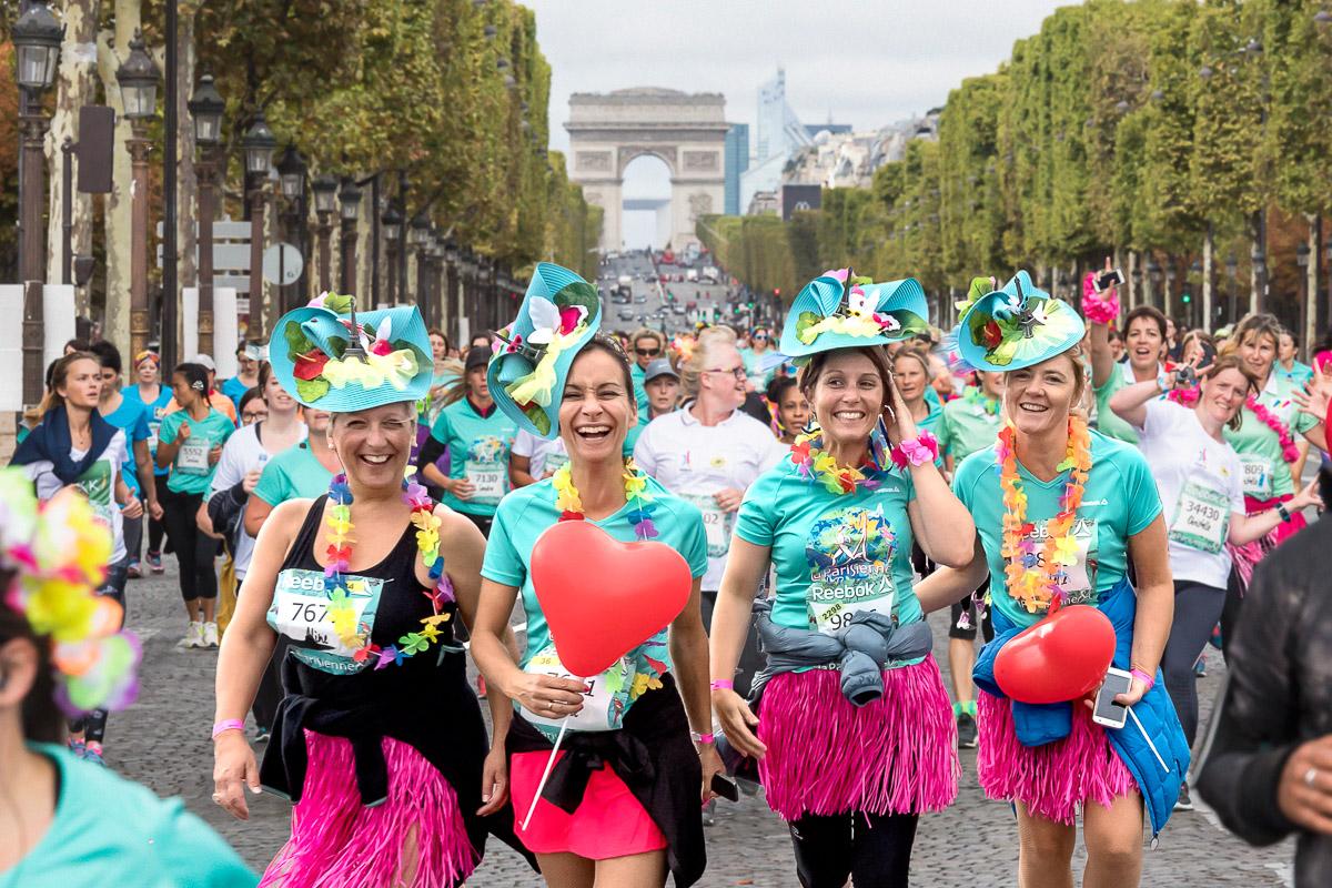 La Parisienne - La course féminine en plein cœur de Paris