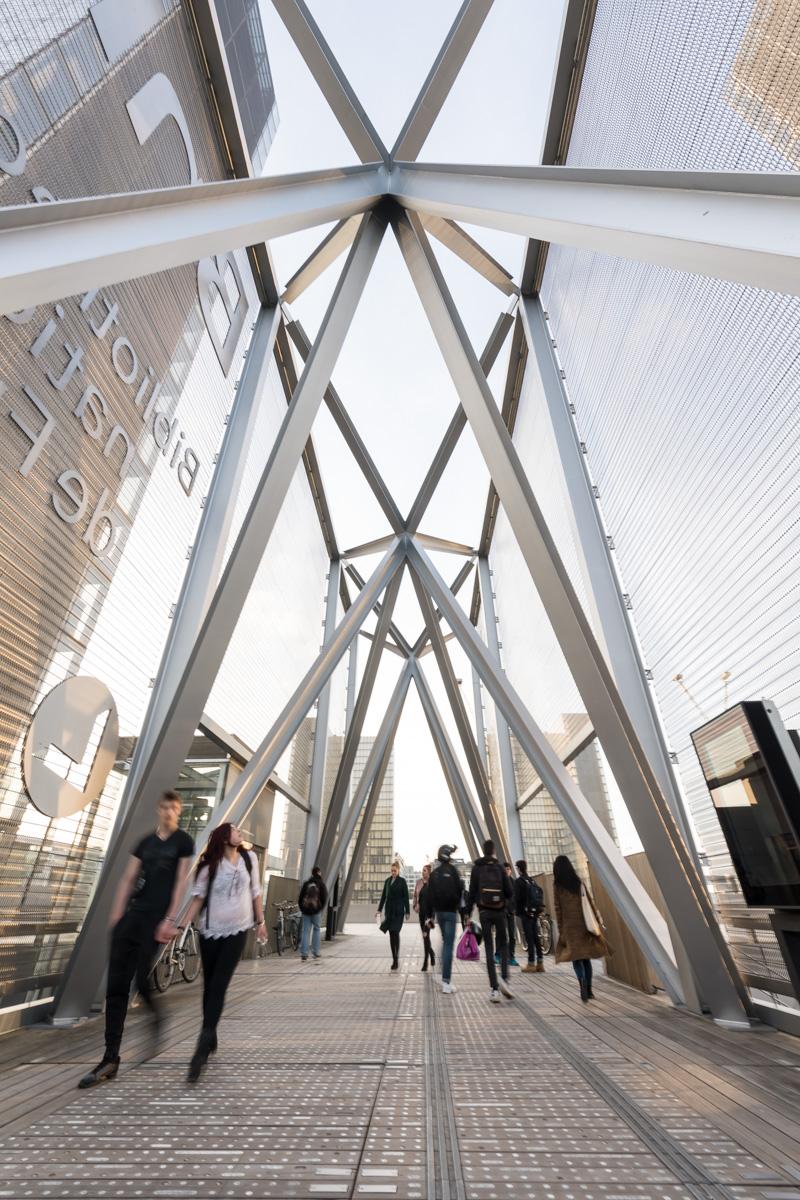 Vincent Krieger: Photographe d'architecture urbaine