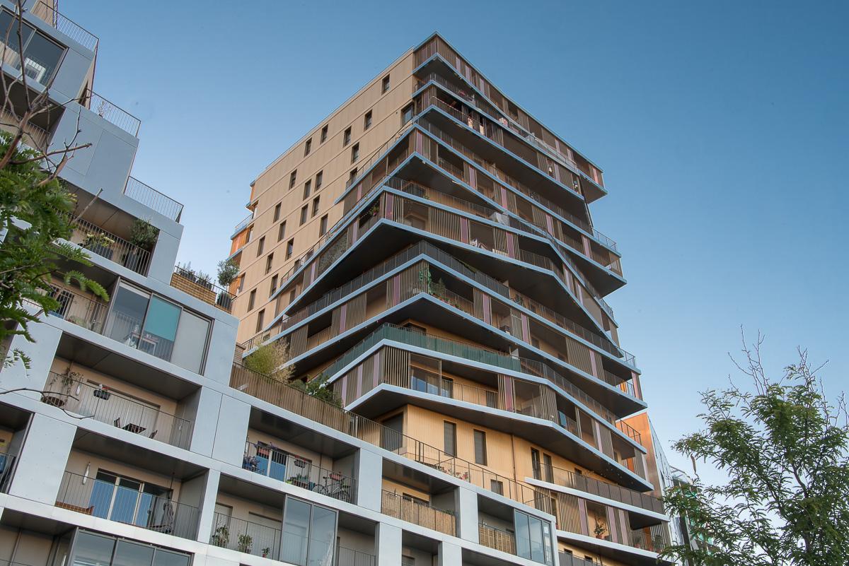 Vincent Krieger: Photographe d'architecture, ambiance de ville et de vie