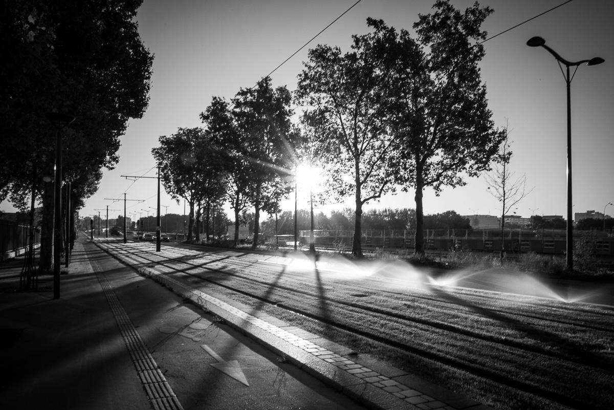 """L""""aube de Paris 13 © Vincent Kriéger"""