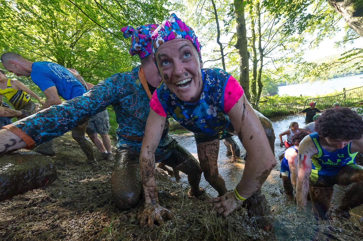 La Dejantee La course folle à obstacles - © Vincent Kriéger