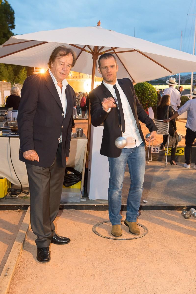 Trophée de la pétanque gastronomique - Agence SWING - © Vincent kriéger