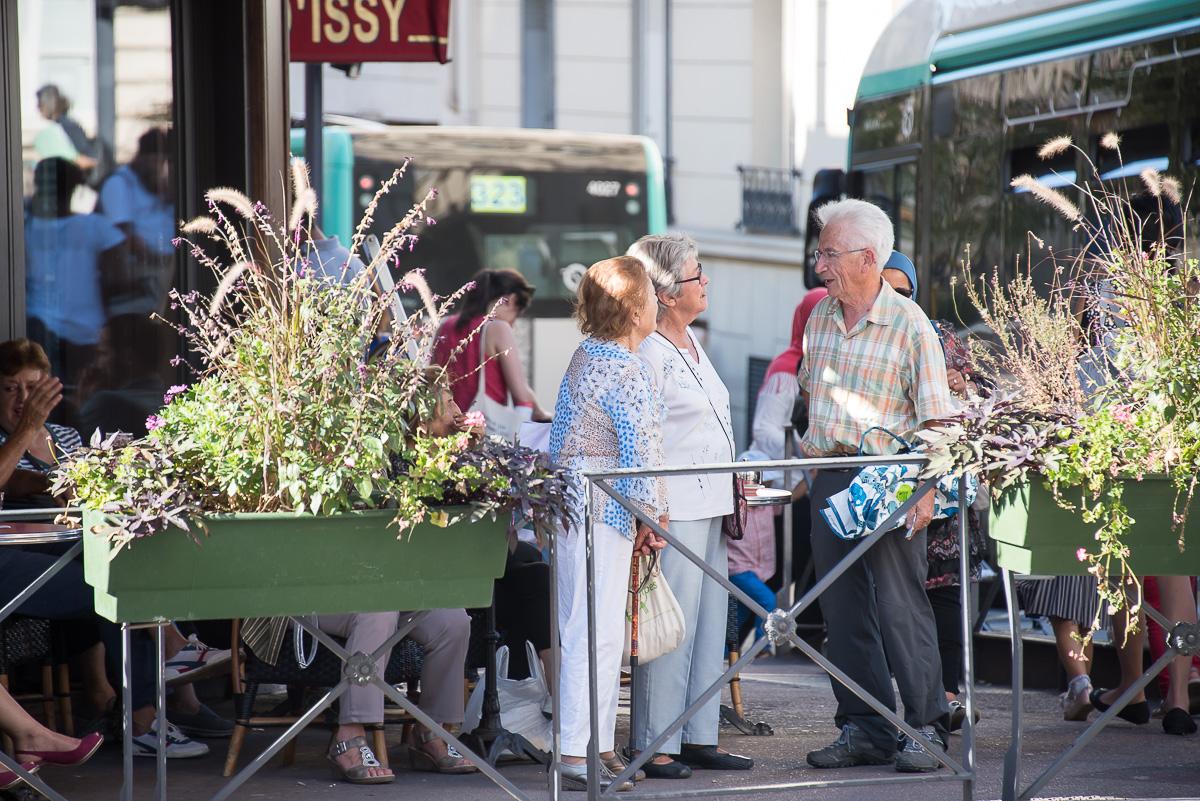 Ambiance de ville et vie - Agence JFKA - © Vincent Kriéger