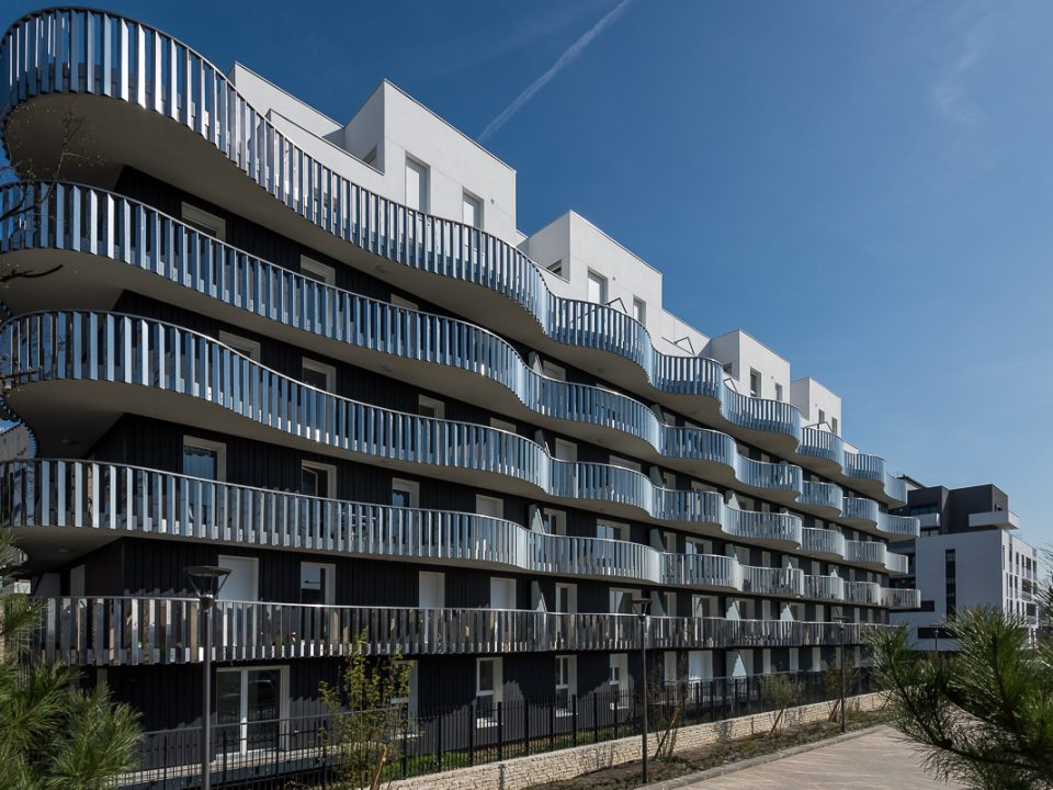 photographe d 39 architecture paris logements sociaux promoteur immobilier ambiance. Black Bedroom Furniture Sets. Home Design Ideas