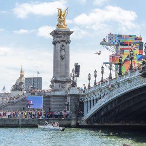 Paris en mode journées olympiques