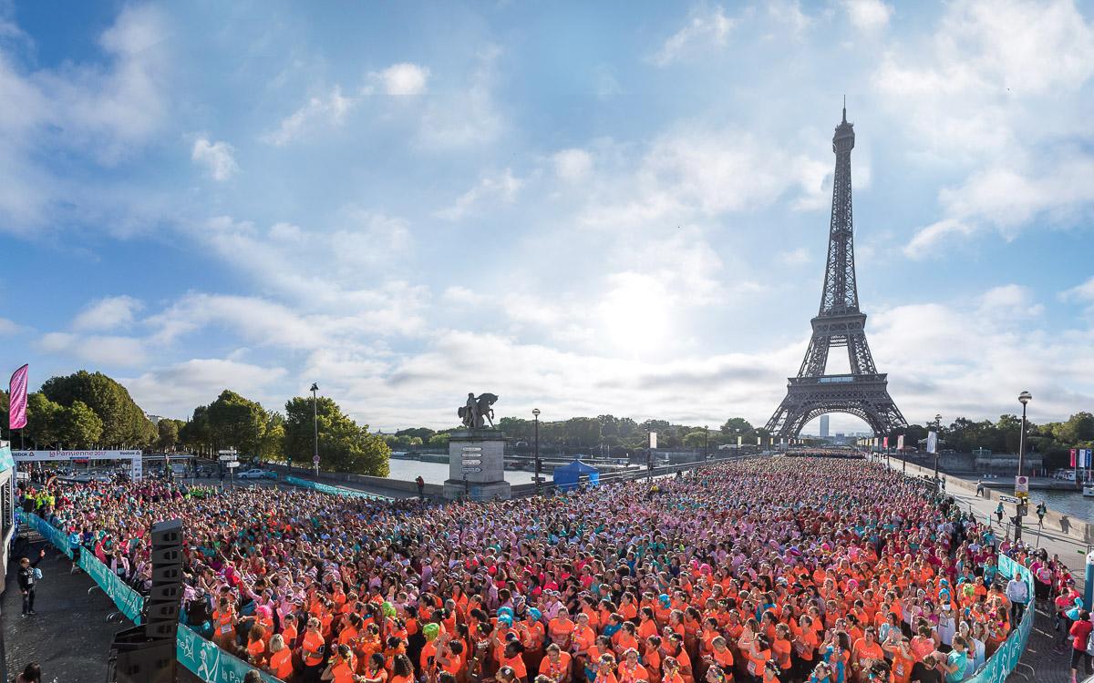La Parisienne – La course féminine en plein cœur de Paris © Vincent Kriéger