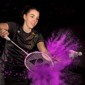 Manon Kriéger - Badminton - © Vincent Kriéger