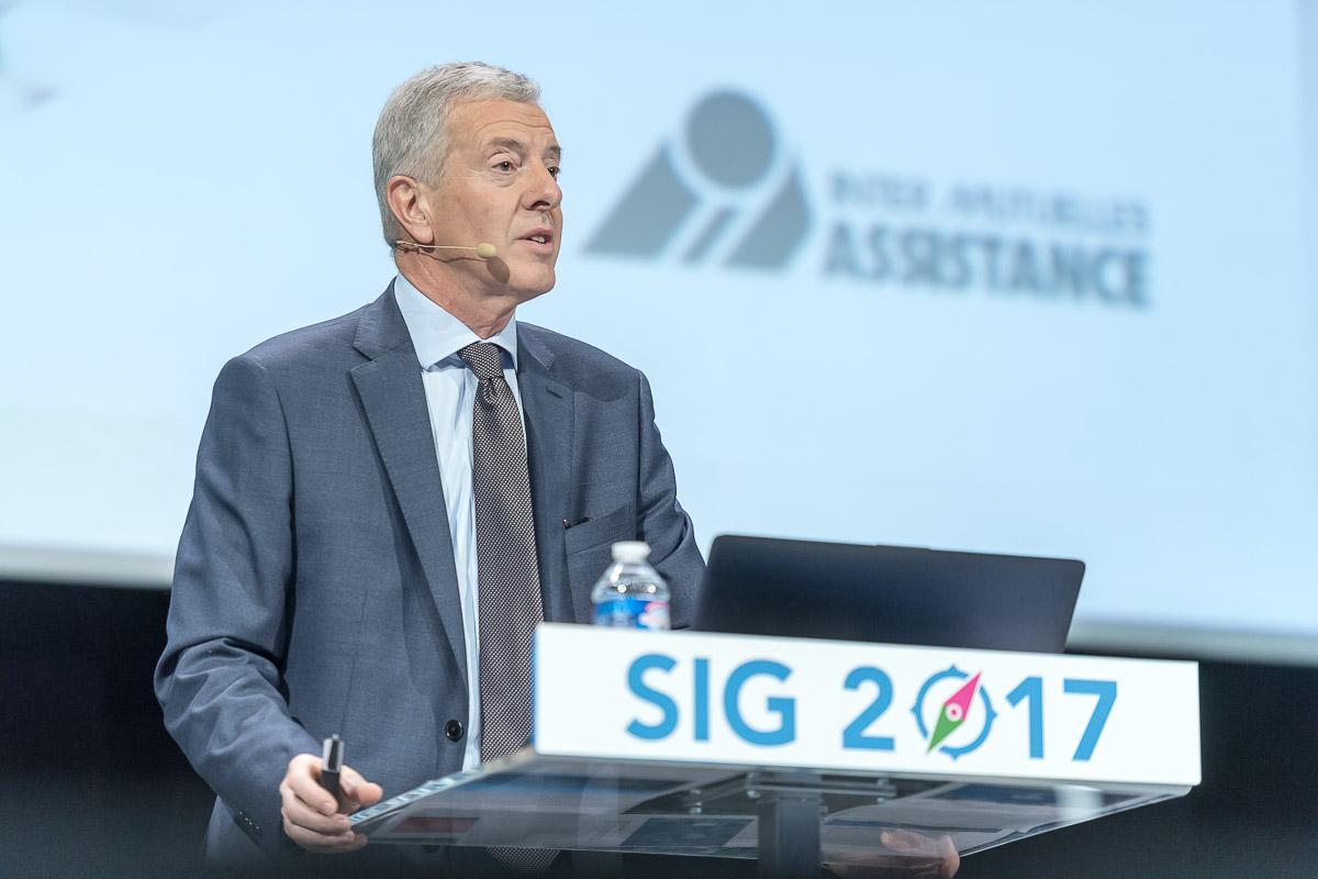 SIG 2017 - Pierre Dufour